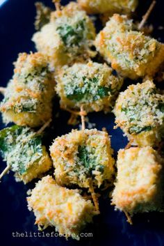 The Little Foodie: Thai Tofu Nuggets