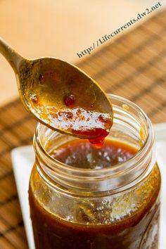 Homemade Teriyaki Sauce is easy to make and tastes so much better than the bottled stuff by Life Currents https://lifecurrentsblog.com