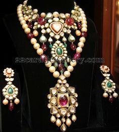 Tibarumal Jewels Bridal Sets