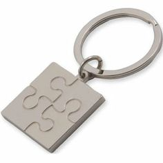 Happy National Puzzle Day!  This keyring is the missing piece of the puzzle for your next marketing campaign!  Laser Engrave your logo on the back!