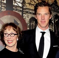 Una Stubbs has known Benedict Cumberbatch since he was a baby.... I really can't handle that.
