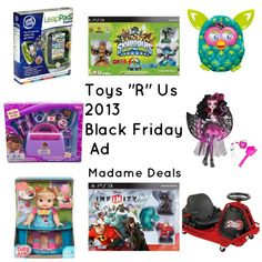 Toys R Us 2013 Black Friday Ad
