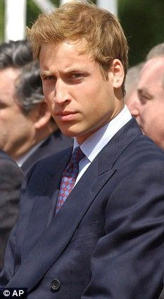 "Prince William. You asked for it, here it comes..""The Smolder!"""