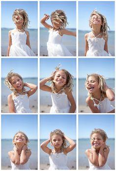 little girl dreads