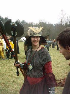 Elerion (Arcana) - Kyra Kalliphon, priesteres van de Generaal