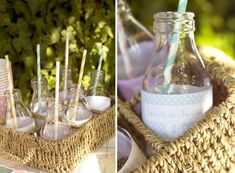2º Cumple de Martina: La decoración de la mesa | http://www.conbotasdeagua.com/2o-cumple-de-martina-la-decoracion-de-la-mesa/