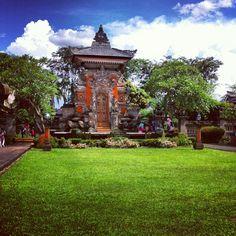 Bali, Indonesia (@ Anjungan Bali, Taman Mini Indonesia Indah - Jakarta Timur)