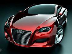 Ugur Sahin - Audi Concept