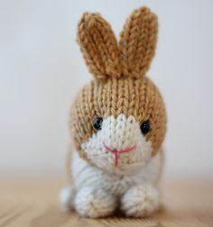 Ravelry: Project Gallery for Dutch Rabbits pattern by Rachel Borello Carroll