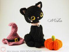 Misha pussycat Tarturumies - free pattern download