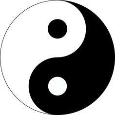 Arte Yin Yang, Yin Yang Art, Jing Y Jang, Wall Sticker, Vinyl Decals, Ying Yang Symbol, Hippie Painting, Sun Tzu, Taoism