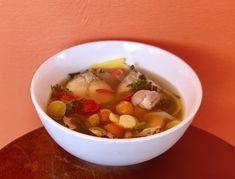 Healthy Thai Recipes, Soup, Ethnic Recipes, Soups