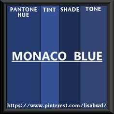 pantone seasonal color swatch classic blue | color thesaurus