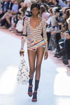 All the Looks From Missoni Spring Summer 2018