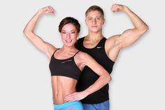 Фитнесс дома: упражнения для рук