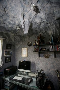 Image result for bat cave diy