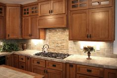 LOVE the range hood!!! (think white, like the original cabinetry)