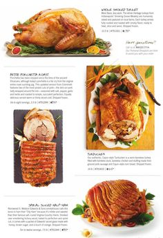 #ClippedOnIssuu from DEAN & DELUCA Thanksgiving Catalog 2015