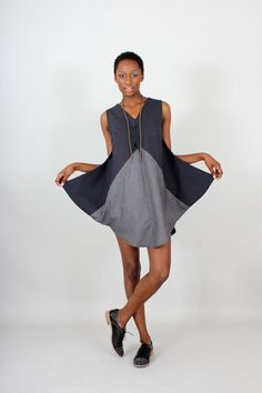 Butterfly tunic  slate  in stock  ships tomorrow by lizarietz, $150.00    (Add to flax tunic)...