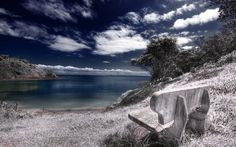 Infrared photos with Photoshop