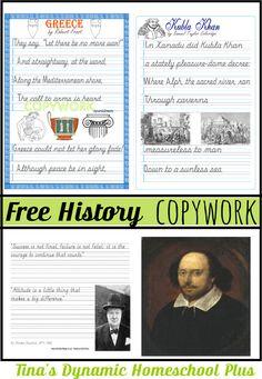 Free History Copywor