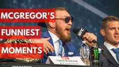 Conor McGregor's Funniest Moments - TOP 5Do you want part 2? comment down below, if many people want it. Will I upload part 2 tomorrow! Have a nice weekend fight fans! source... #animals #animalsfunny #animalsquotesfunny #cat #catsanddogs #conor #cutefunnyanimals #dogcat #DOGS #dogsfunny #funniest #funny #funnyanimals #funnyanimalsmemes #funnyanimalsquotes #funnyanimalsvideo #funnyanimepic...