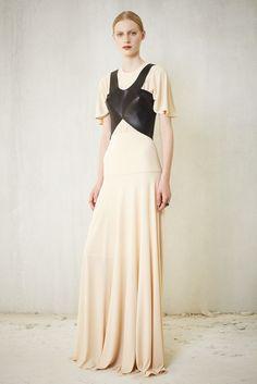 Balenciaga Resort 2013 Fashion Show - Julia Nobis