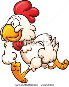 Cartoon Chicken Illustration Photos et images de stock   Shutterstock