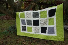 Looking for quilting project inspiration? Check out Olive quilt by member MagdalenaB. - via @Craftsy