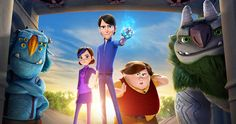 Netflix's Trollhunters Trailer Is Here, Gets Christmas 2016 Release Date -- Creator Guillermo de Toro brought his new Netflix animated series Trollhunters t NYCC where he showed off the new trailer and poster. -- http://tvweb.com/trollhunters-trailer-netflix-release-date/