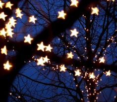 I want to put stars in my future backyard