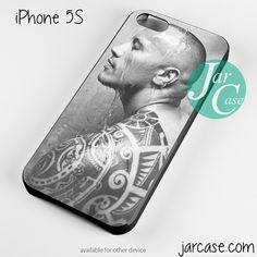 The Rock Tatoo Phone case for iPhone 4/4s/5/5c/5s/6/6 plus