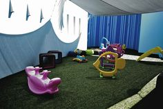 Sheltered nursery