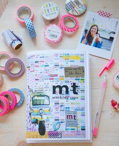MT Factory Tour vol.5 Mt Masking Tape, Washi Tape, Journal Notebook, Journals, Notebooks, Tool Kit, Zine, Blog, Stationery