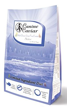 Canine Caviar Dry All Holistic GrainFree HerringPea 44 lb *** Visit the image link more details. (Note:Amazon affiliate link)