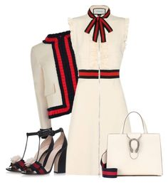 """Untitled #2490"" by mrsdarlene ❤ liked on Polyvore featuring Gucci"