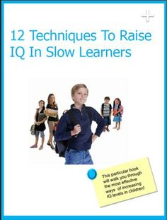 It's about lessons that parents can take to improve the learning abilities of their children