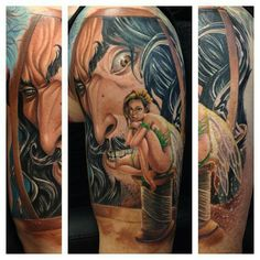 tattoo by randy engelhard tattoos by randy engelhard pinterest. Black Bedroom Furniture Sets. Home Design Ideas