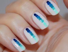 blanc et blu