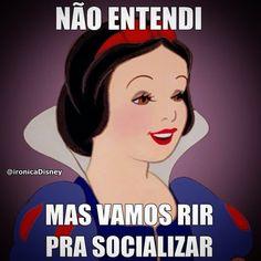 Instagram media ironicadisney - pra socializar