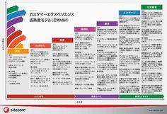カスタマーエクスペリエンス成熟度モデル(CXMM)