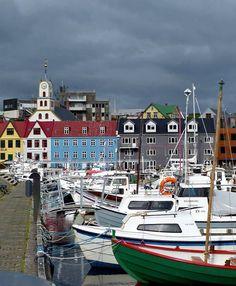 Tórshavn, Faroe Islands | by Régine Le Floch
