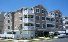 Condo vacation rental in Wildwood Crest from VRBO.com! #vacation #rental #travel #vrbo