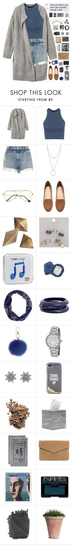"""""""Who am I?"""" by vip-beauty ❤ liked on Polyvore featuring Toast, Topshop, River Island, Botkier, H&M, CB2, Happy Plugs, Polaroid, Capelli New York and ZENZii"""