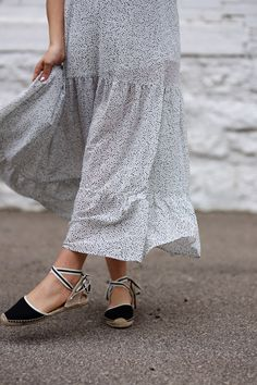 espadrille outfit | spring fashion | summer outfit | boho | fashion | outfit ideas | fashion blogger