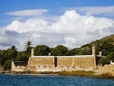 San Carlos De Borromeo Castle, Pampatar City, Isla Margarita, Nueva Esparta State, Venezuela