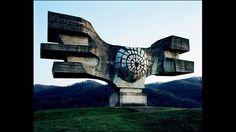 旧ユーゴスラビア時代に無数に建造された圧倒的に奇妙な巨大モニュメントの写真集「Spomenik」