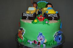 Thinking about doing a combined Dora/Diego birthday party for the kids this year...