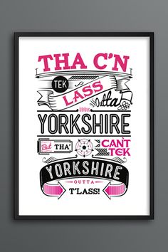 yorkshire sayings - Google Search