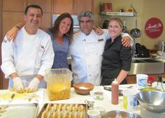 James Campbell Caruso is a kitchen genius...and a very good friend!